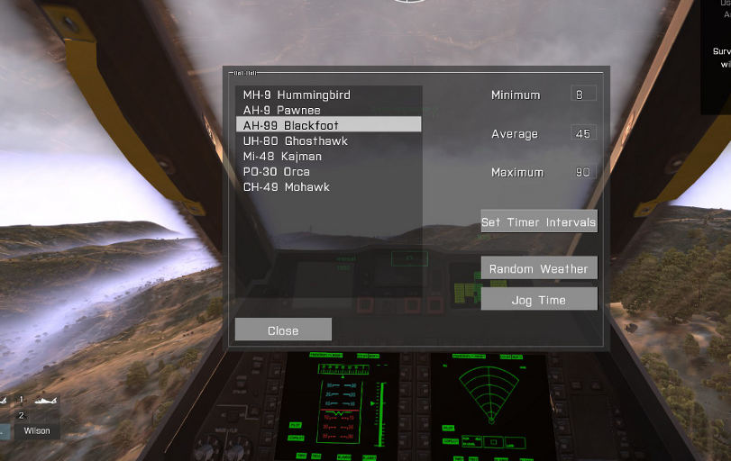 arma 3 how to make players spawn in parachutes